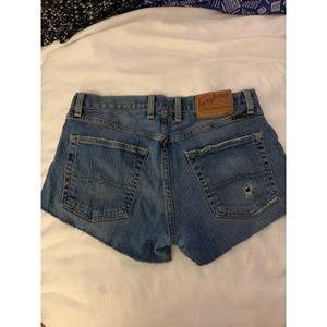 Lucky Brand Shorts - Vintage Jean Short Cutoffs